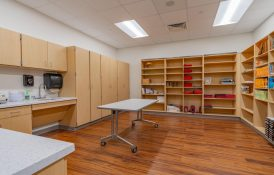 Commercial Cabinet for Classroom