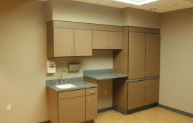 Healthcare Cabinets