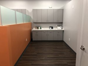 Vet Clinic Cabinets
